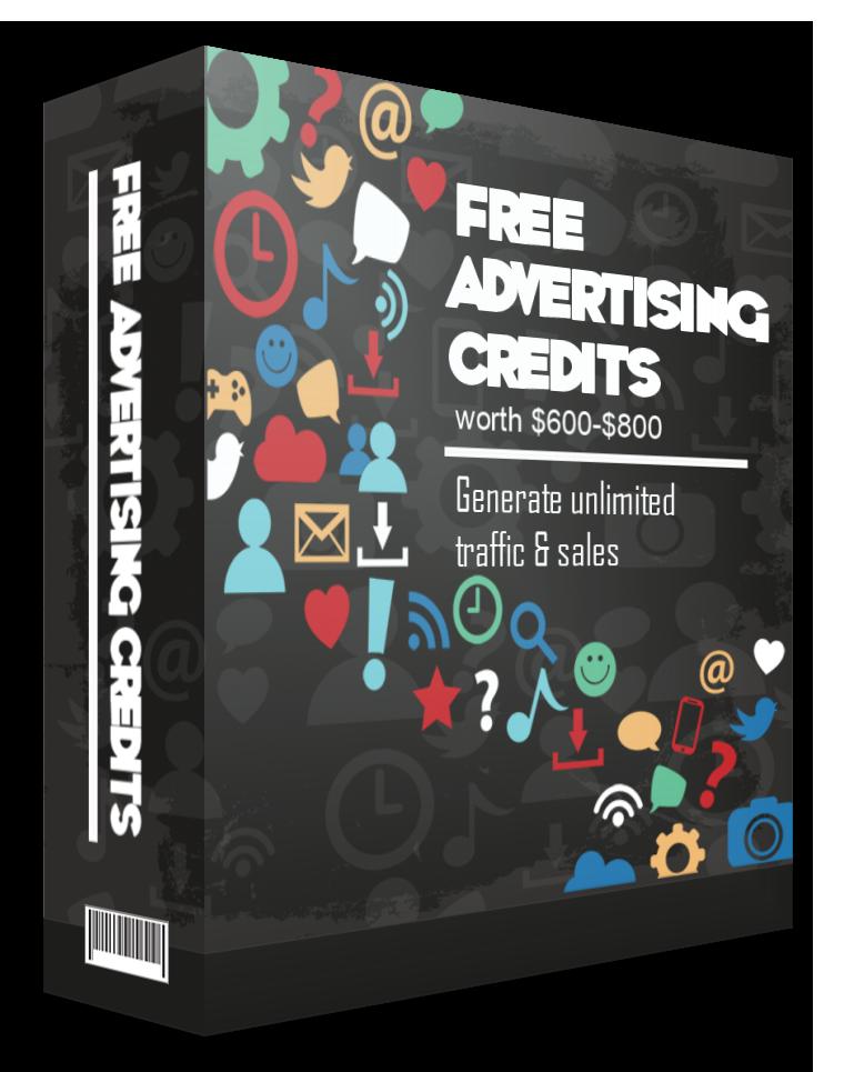 Free Advertising Credits