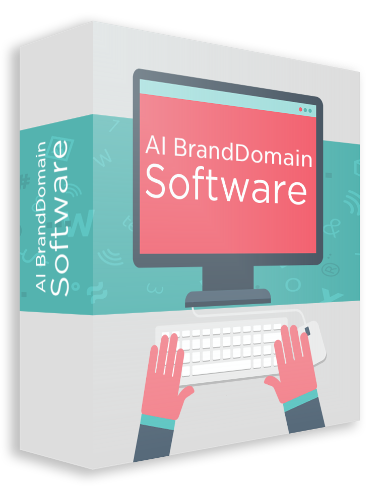 AI BrandDomain Software (Use for your business or sell as service)